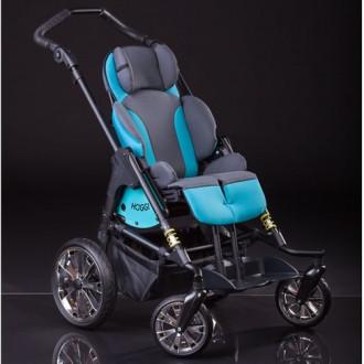 Кресло-коляска прогулочная для детей с ДЦП Hoggi Bingo Evolution 1