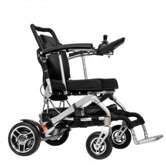Инвалидная коляска с электроприводом Ortonica Pulse 650 в Краснодаре