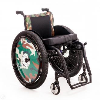 Кресло-коляска инвалидная Катаржина Патриот в Краснодаре