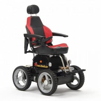 Инвалидная коляска с электроприводом  Observer Максимус 4х4 в Краснодаре