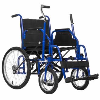 Кресло-коляска с рычажным приводом Ortonica Base 145 в Краснодаре