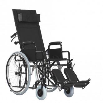Кресло-коляска с высокой спинкой Ortonica Base 155 в Краснодаре