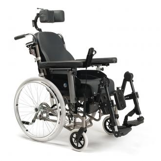 Кресло-коляска с ручным приводом Vermeiren Inovys II-E (electrical version) в Краснодаре