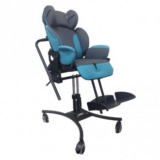 Кресло-коляска инвалидная для детей с ДЦП HOGGI BINGO Evolution на домашней раме в Краснодаре