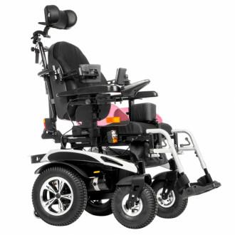 Инвалидная коляска с электроприводом Ortonica Pulse 370 в Краснодаре