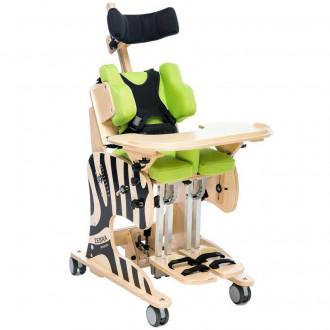 Реабилитационное кресло Akcesmed Зебра Инвенто в Краснодаре