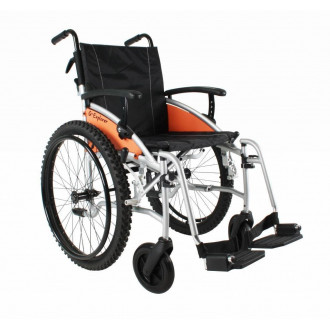 Кресло-коляска с ручным приводом Excel G-Explorer в Краснодаре