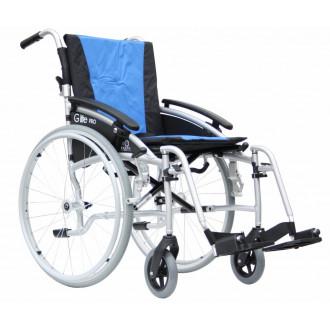 Кресло-коляска с ручным приводом  Excel G-Lite Pro 24 в Краснодаре