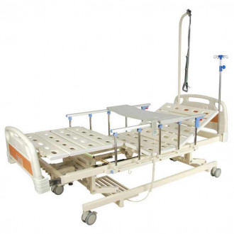 Кровать с электроприводом Belberg DB-6 MM-66АН (3 функции) с выдвижным ложем в Краснодаре