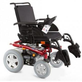 Инвалидная коляска с электроприводом Invacare Kite в Краснодаре