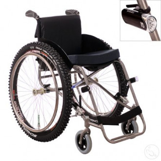 Кресло-коляска активного типа Катаржина Пикник «Экстрим» в Краснодаре