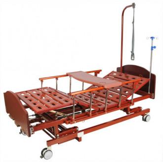Кровать c механ.приводом Belberg 31-026H,3 функц. с ростоматом ЛДСП (без матраса) в Краснодаре