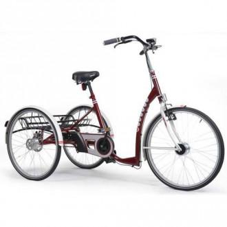Велосипед трёхколёсный Vermeiren Liberty в Краснодаре