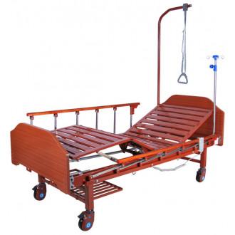 Кровать с электроприводом Belberg 7-077Н, 2 функц. ЛДСП (без матраса) в Краснодаре