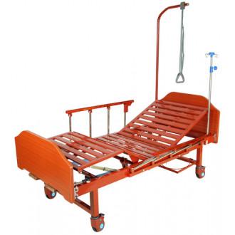 Кровать c механ.приводом Belberg 8-118H, 2 функц. ЛДСП (без матраса+столик) в Краснодаре