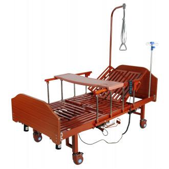 Кровать с электроприводом Belberg 3-192ПН, 3 функц. с туал.устр. ЛДСП (против.матрас) в Краснодаре