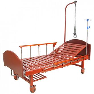Кровать с механ.приводом Belberg 17B-01H, 1 функция ЛДСП (без матраса + столик) в Краснодаре