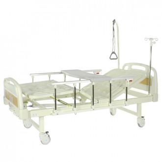Кровать c механ.приводом Belberg 8-18ПЛН, 2 функц. ЛДСП (без матраса+столик) в Краснодаре