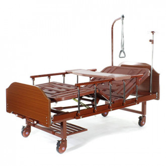 Кровать c механ.приводом Belberg 8-118ПЛН, 2 функц. ЛДСП (без матраса+столик) в Краснодаре