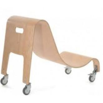 Мобильная деревянная база для кресла Special Tomato Sitter в Краснодаре