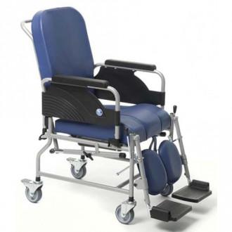 Кресло-каталка с санитарным оснащением Vermeiren 9303 в Краснодаре