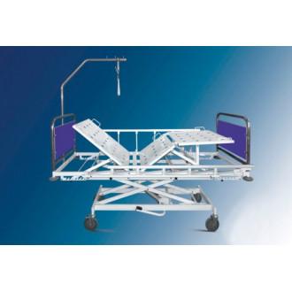 Кровать мед. функц. Belberg 3-02 на колесах, с регул. высоты при помощи гидропривода в Краснодаре