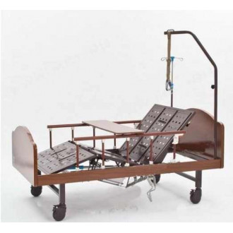 Механическая кровать функциональная медицинская DHC с принадлежностями FF-4 с функцией переворачивания пациента в Краснодаре