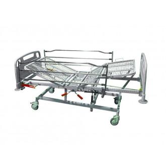 Кровать медицинская функциональная 4-х секционная механическая Vermeiren Luna Metal в Краснодаре