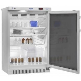 Холодильник фармацевтический малогабаритный ХФ-140-1(ТС) с тонированной стеклянной дверью (140 л) в Краснодаре