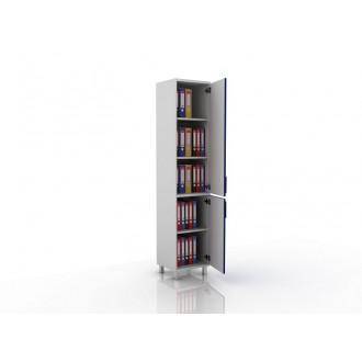 Шкаф для документов (глухие дверцы) 105-001-3 в Краснодаре