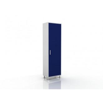 Шкаф для одежды (перекладина хром) 105-001-8 в Краснодаре