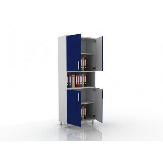 Шкаф для документов (глухие двери) 105-003-13 в Краснодаре