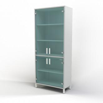 Шкаф для документов (стекло) 105-003-3 в Краснодаре