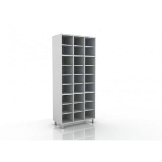 Шкаф картотечный-стеллаж 105-004-4 в Краснодаре