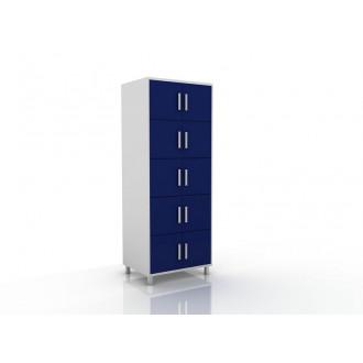 Шкаф медицинский универсальный (для инвентаря и сумок) 105-004-5 в Краснодаре