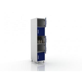 Шкаф медицинский универсальный (для инвентаря и сумок) 105-004-6 в Краснодаре