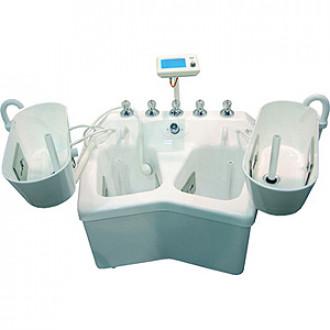 Электрогальваническая вихревая ванна для конечностей Unbescheiden Модель в Краснодаре