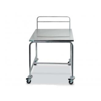 Инструментальный медицинский стол из нержавеющей стали 16-FP432 в Краснодаре