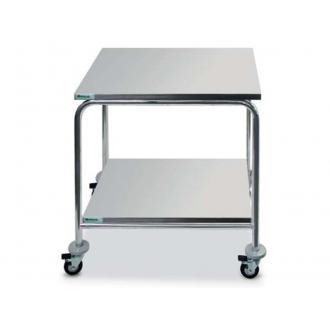 Инструментальный медицинский стол из нержавеющей стали 16-FP435 в Краснодаре