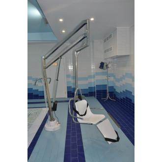 Подъемник большой для опускания пациента в бассейн в Краснодаре