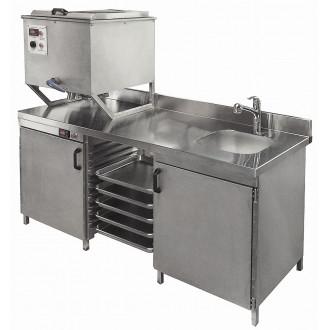 Кухня для подготовки фангопарафина ГФ-2-60 в Краснодаре