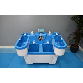 Ванна 4-х камерная Истра-4К струйно-контрастная в Краснодаре