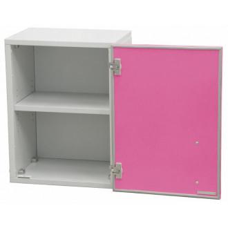 Шкаф медицинский настенный для перевязочного материала (с полками, одностворчатый) в Краснодаре