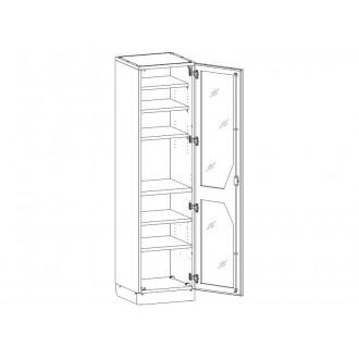 Шкаф медицинский МШ-1-04 для медикаментов в Краснодаре
