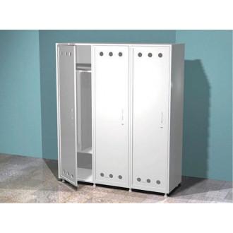 Шкаф медицинский гардеробный AR-A23 в Краснодаре