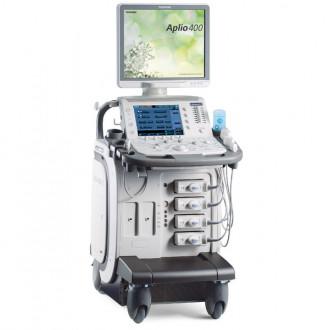 УЗИ сканер экспертного класса APLIO 400 в Краснодаре
