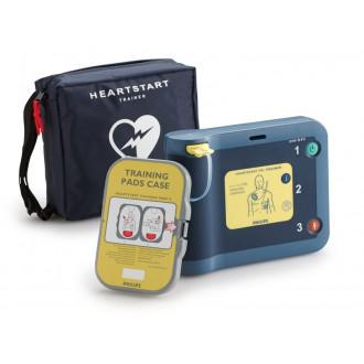 Дефибриллятор-тренажер HeartStart FRx портативный универсальный в Краснодаре