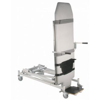 Массажный стол-вертикализатор односекционный, с изменяемой высотой ,с электроприводом Lojer Tilt в Краснодаре