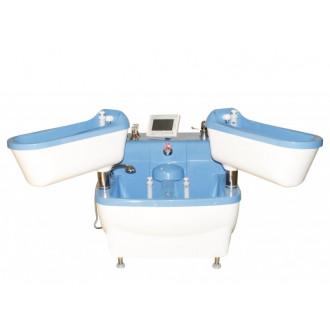 Четырехкамерные ванны для струйно-контрастных и электрогальванических процедур Tasman в Краснодаре