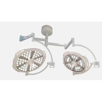 Светодиодный хирургический светильник двух купольный YDZ700/500 plus в Краснодаре
